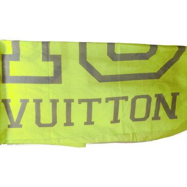 ルイヴィトン エトール・フルオ・ルイ スカーフ マフラー 衣料品 メンズ シルクxコットン イエロー (MP2152) | LOUIS VUITTON BRANDOFF ブランドオフ ヴィトン ビトン ルイ・ヴィトン レディース ブランド