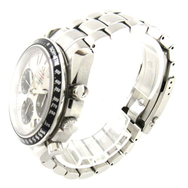 スピードマスター デイト 日本限定(パンダ) ウォッチ 腕時計