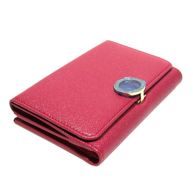 ブルガリブル Wホック財布