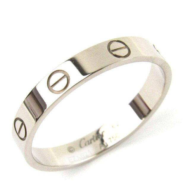 ミニラブリング 指輪