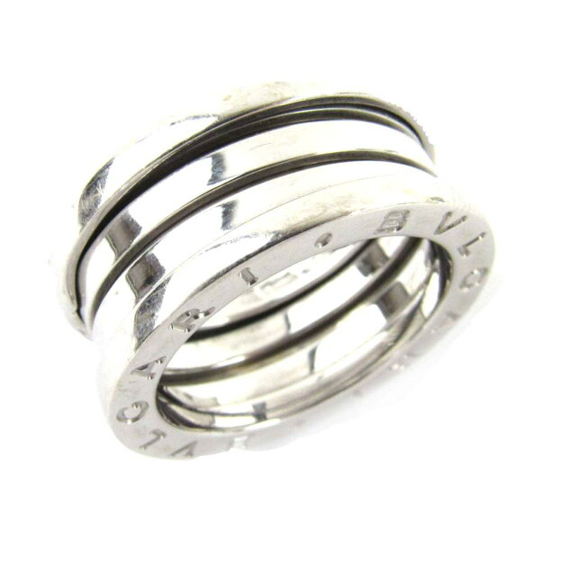 837d5f1bde95 ブルガリ B-zero1 ビーゼロワン リング Sサイズ 指輪 ブランドジュエリー ...