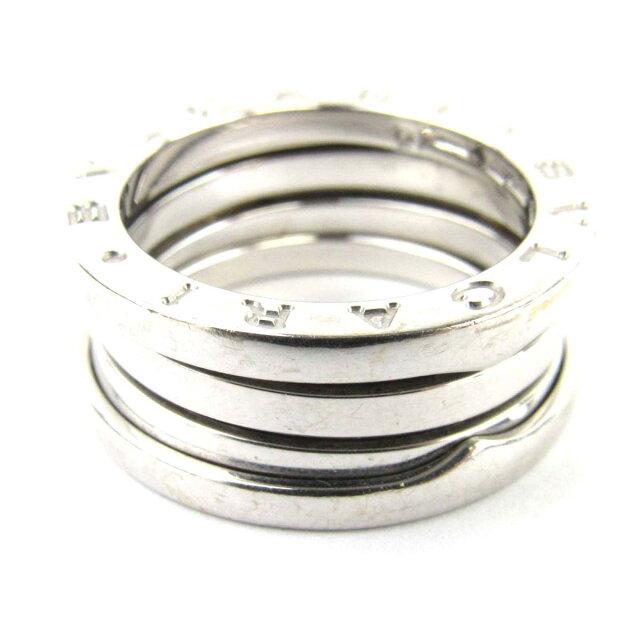 3d0233f3368f ブルガリ B-zero1 ビーゼロワン リング Sサイズ 指輪 ブランドジュエリー ...