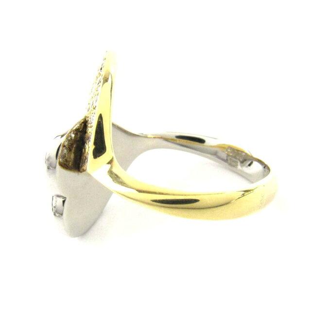 ハート ダイヤモンド リング 指輪