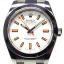 ロレックス ミルガウス 時計 腕時計 ウォッチ メンズ ステ...