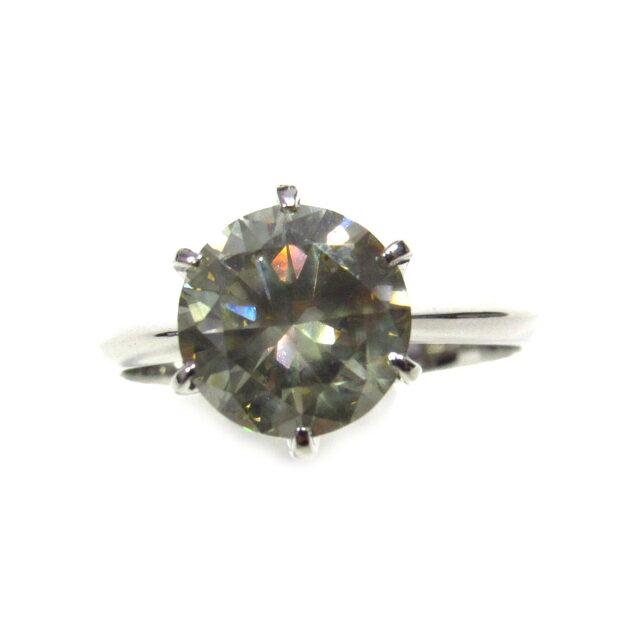 一粒ダイヤモンドリング 指輪