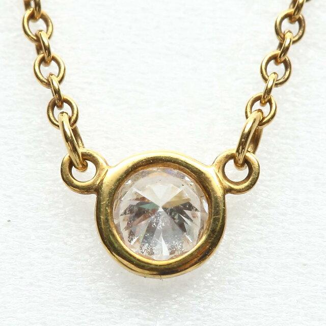 バイザヤードネックレス ダイヤモンドネクレス