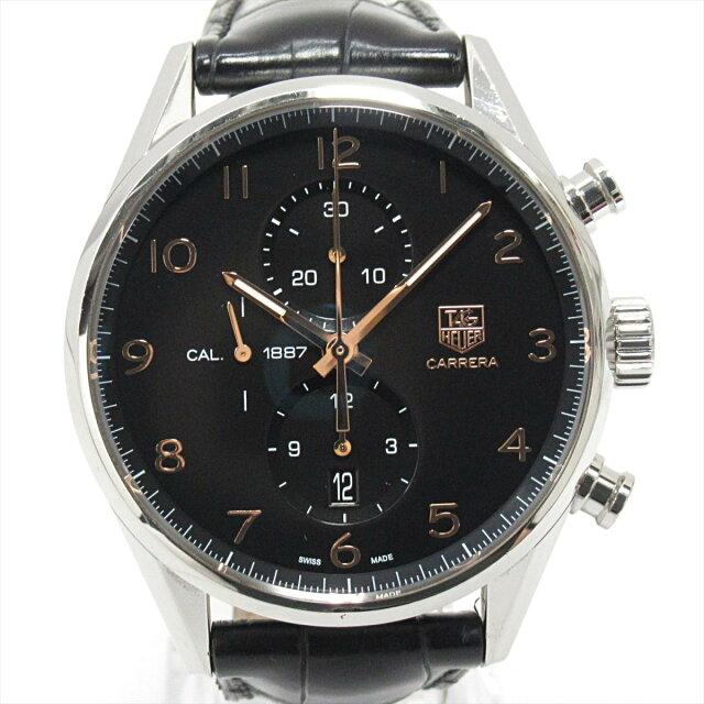 カレラ クロノグラフ 腕時計 ウォッチ