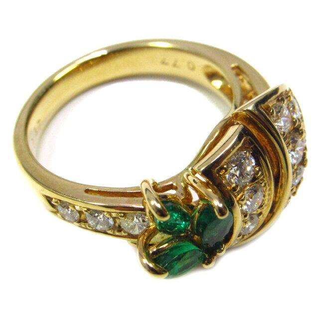 エメラルド リング 指輪 ジュエリー