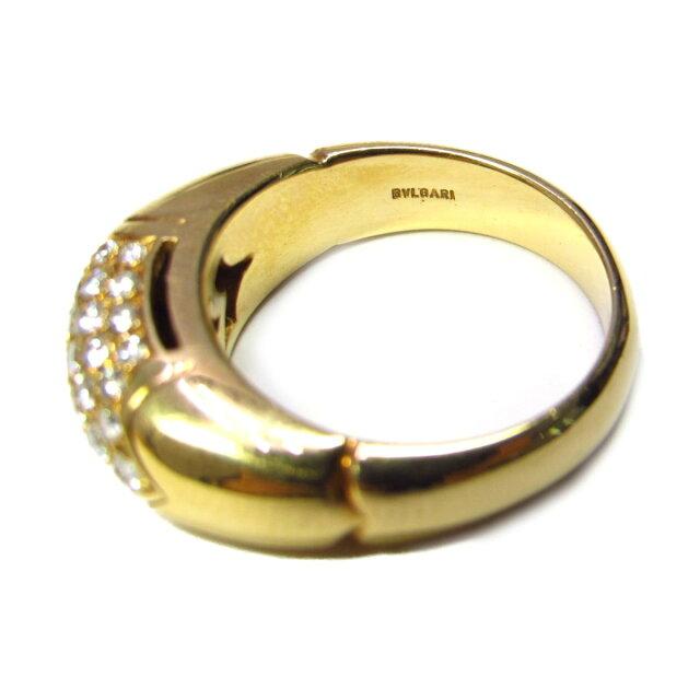 トロンケットダイヤリング 指輪