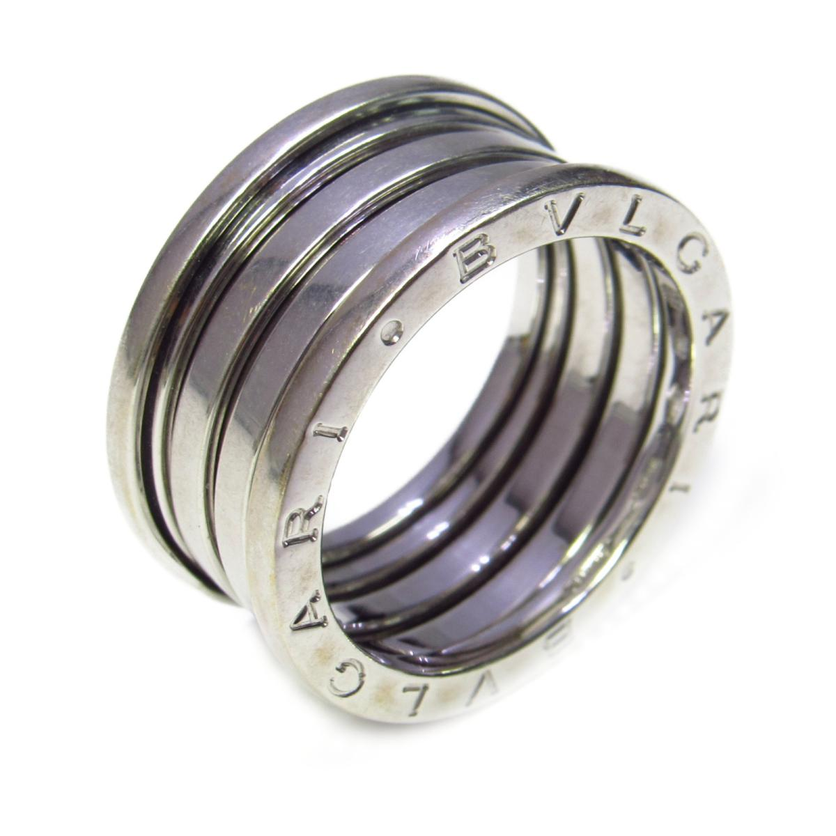 6bd1291f195f ブルガリ B-zero1 リング Mサイズ 指輪 ブランドジュエリー メンズ ...
