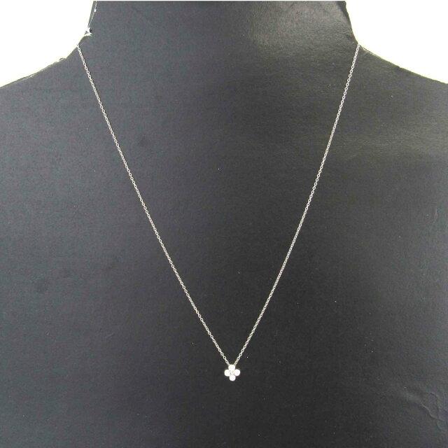 4Pダイヤモンド ネックレス