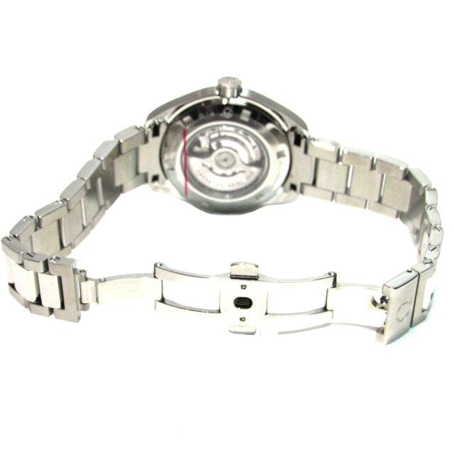 シーマスター コーアクシャル アクアテラ 腕時計 ウォッチ