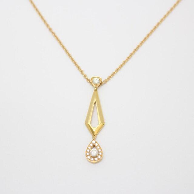 ジョゼフィーヌ ダイヤモンド ネックレス