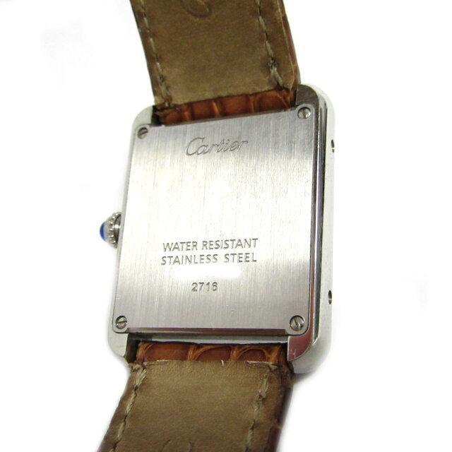 タンク・ソロSM 腕時計 ウォッチ レディース