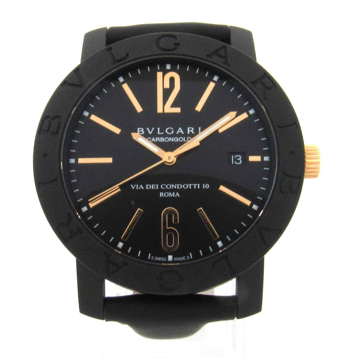 a30dcb6f9bb1 ブルガリ 裏スケルトン ウォッチ 腕時計 時計 メンズ レディース レザー ...