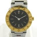 【中古】 ブルガリ ウォッチ 腕時計 時計 レディース K18YG (750) イエローゴールド x ...