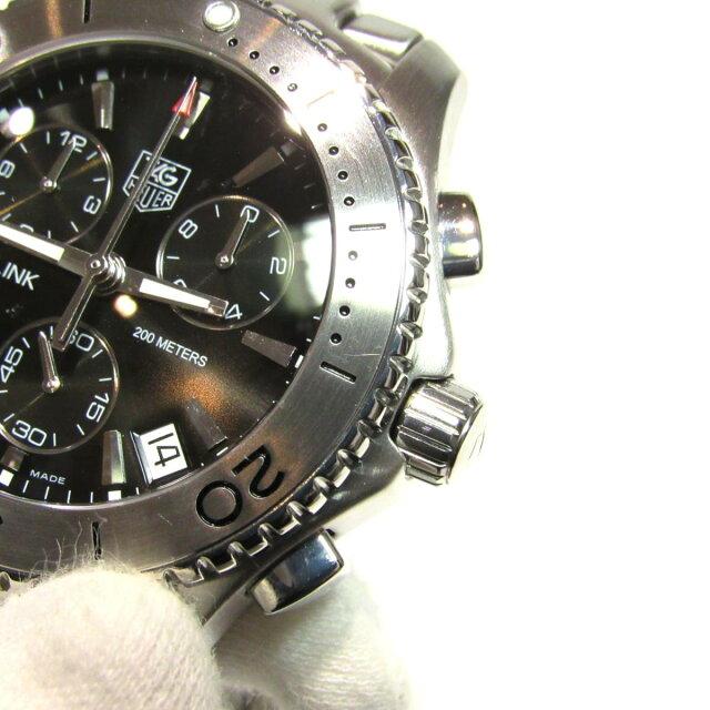 リンククロノグラフ 腕時計 ウォッチ