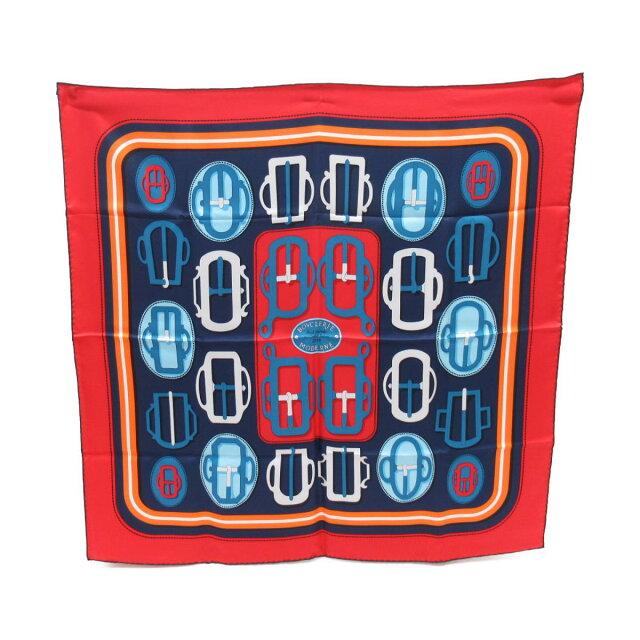 カレ90 スカーフ「BOVCLERIE MODERNE」