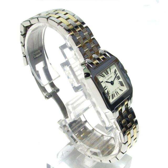 サントス ドゥモワゼルSM 腕時計 ウオッチ
