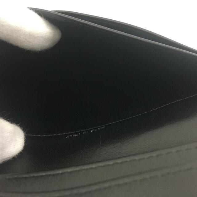 ZIP二つ折り長財布