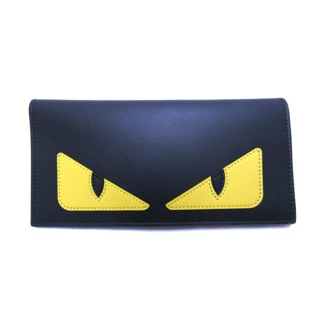 二つ折財布/モンスター