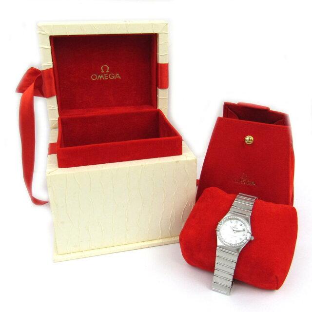 コンステレーション 160years ダイヤベゼル/12Pダイヤ ウォッチ 腕時計