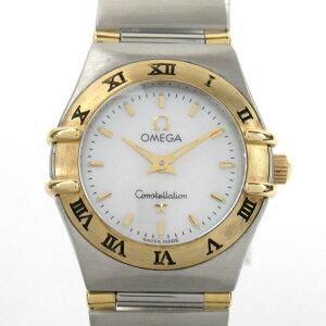 Omega Constellation Watch Watch Ladies Stainless Steel (SS) (1262.70) [Used] | OMEGA BRANDOFF Brand Off Brand Brand Watch Brand Watch