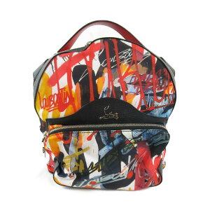 كريستيان لوبوتان BRANDOFF العلامة التجارية خارج العلامة التجارية العلامة التجارية حقيبة الظهر حقيبة الظهر مدرسة كريستيان لوبوتان BRANDOFF حقيبة الظهر السيدات النايلون × جلد متعدد الألوان (1195152) [المستخدمة]