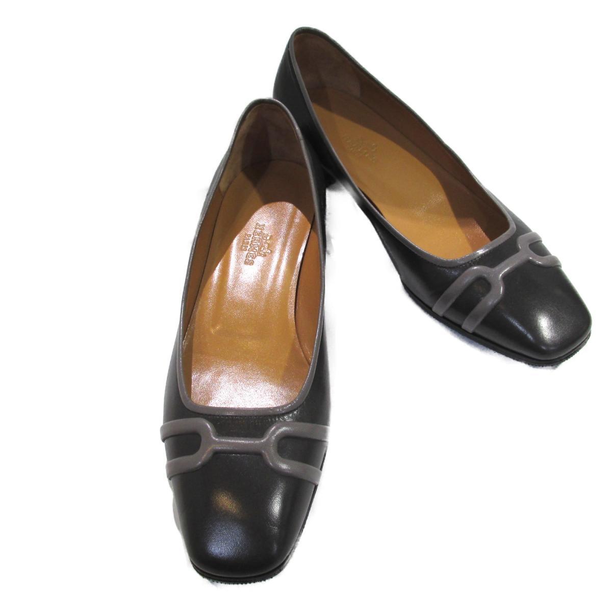 レディース靴, その他  HERMES BRANDOFF