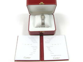 Cartier(カルティエ)/タンクフランセーズSMウォッチ(腕時計)/クオーツ//ステンレススチール(SS)/【新品】(W51008Q3)[BRANDOFF/ブランドオフ]【新品】