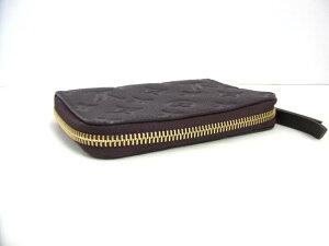 ポルトフォイユ・スクレットコンパクト ラウンド財布