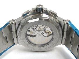 BVLGARI(ブルガリ)/ディアゴノカリブロ303ウォッチ腕時計/オートマチック//ステンレススチール(SS)/【ランクA】(DG42SWGCH)[BRANDOFF/ブランドオフ]【中古】