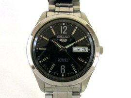 SEIKO(セイコー)/裏スケルトン腕時計ウォッチ///ステンレススチール(SS)/【新品】(SNKM55J1)[BRANDOFF/ブランドオフ]【新品】