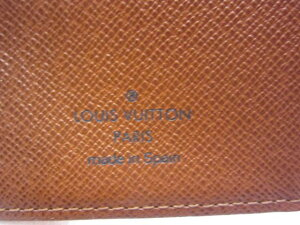 LOUISVUITTON(ルイヴィトン)/アジェンダPM手帳カバー/手帳/モノグラム/モノグラム/【ランクA】(R20005)[BRANDOFF/ブランドオフ]【中古】