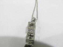 JEWELRY(ジュエリー)/ダイヤモンドネックレス/ネックレス//K18WG(750)ホワイトゴールドxダイヤモンド(0.15ct)/【新品】[BRANDOFF/ブランドオフ]【新品】