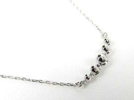 JEWELRY(ジュエリー)/ダイヤモンドネックレス/ネックレス/K18WG(750)ホワイトゴールドダイヤモンド(0.20ct)/【新品】[BRANDOFF/ブランドオフ]【新品】