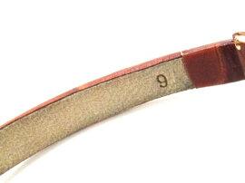 Cartier(カルティエ)/ミニトノーラニエールウォッチ腕時計レディース/クオーツ/アイボリー/K18PG(750)ピンクゴールド×レザーベルト/【ランクA】(W1537238)[BRANDOFF/ブランドオフ]【】