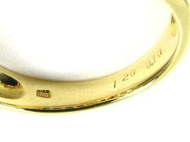 JEWELRY(ジュエリー)/カラーストーンダイヤモンド指輪リング/リング/K18YG(750)イエローゴールドマルチカラーストーン1.20ctダイヤモンド0.10ct/【ランクS】/11号[BRANDOFF/ブランドオフ]【】