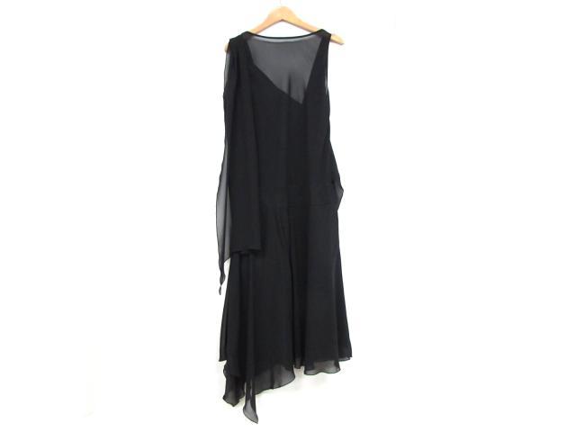ノースリーブ ワンピース ドレス