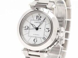 Cartier(カルティエ)/パシャC腕時計ウォッチ/オートマチック/ホワイト/ステンレススチール(SS)/【ランクA】(W31074M7)[BRANDOFF/ブランドオフ]【】