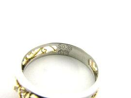 JEWELRY(ジュエリー)/サファイアダイヤモンドリング指輪/リング/シルバー/PT900プラチナ×サファイヤ(S0.39ct)/【ランクS】/12号[BRANDOFF/ブランドオフ]【】