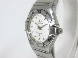 OMEGA(オメガ)/コンステレーションミニウォッチ腕時計/クオーツ/ホワイト/ステンレススチール(SS)/【ランクB】(1562.30)[BRANDOFF/ブランドオフ]【】