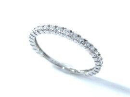 JEWELRY(ジュエリー)/ダイヤモンドリング指輪/リング/シルバー/PT900プラチナxダイヤモンド(0.50ct)/【ランクS】/11号[BRANDOFF/ブランドオフ]【】