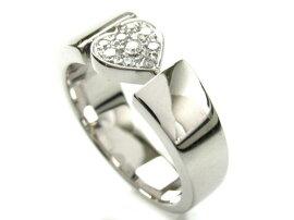 PIAGET(ピアジェ)/ジュリエットリング指輪/リング/K18WG(750)ホワイトゴールドxダイヤモンド/【ランクA】/#49/8.5号[BRANDOFF/ブランドオフ]【】