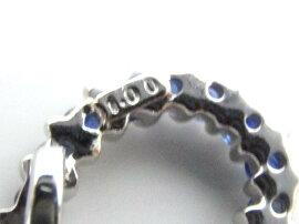 JEWELRY(ジュエリー)/サファイヤダイヤモンドネックレス/ネックレス/K18WG(750)ホワイトゴールドxサファイヤ(1.00ct)xダイヤモンド/【新品】[BRANDOFF/ブランドオフ]【新品】