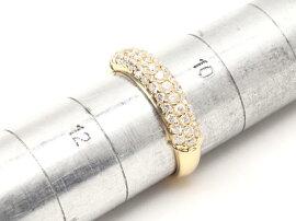 JEWELRY(ジュエリー)/ダイヤモンドリング指輪/リング/K18YG(750)イエローゴールドxダイヤモンド(0.500ct)/【ランクA】/11号[BRANDOFF/ブランドオフ]【】