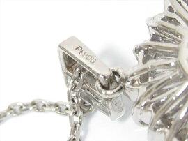 JEWELRY(ジュエリー)/ルビーネックレス/ネックレス/PT900プラチナxPT850(プラチナ)xルビー(1.507ct)xダイヤモンド(1.11ct)/【ランクA】[BRANDOFF/ブランドオフ]【】