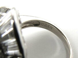 JEWELRY(ジュエリー)/パールダイヤモンドリング指輪/リング/PT900プラチナ×パール×ダイヤモンド(2.40ct)/【ランクS】/15号[BRANDOFF/ブランドオフ]【】