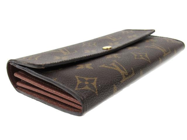 ポルトフォイユ・サラ 二つ折長財布