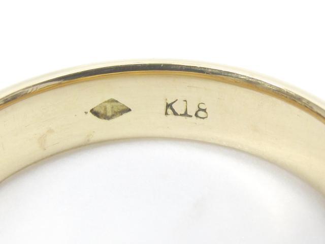甲丸リング 指輪